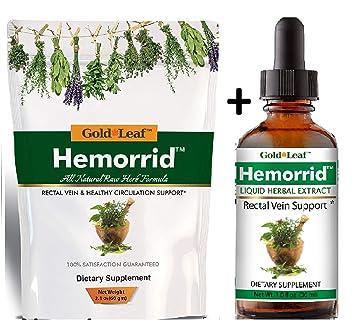 Internal Hemorrhoids Bleeding Herbs For