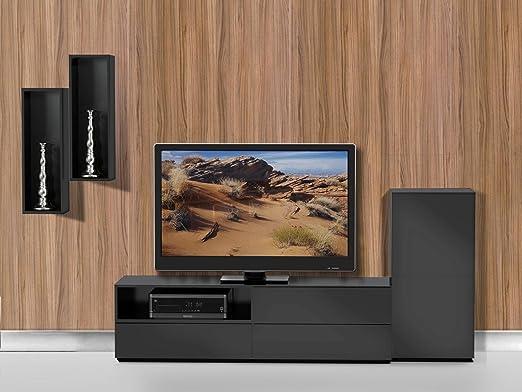 Nexera Avenue - Kit de Soporte para televisor (1 Puerta y Pared ...