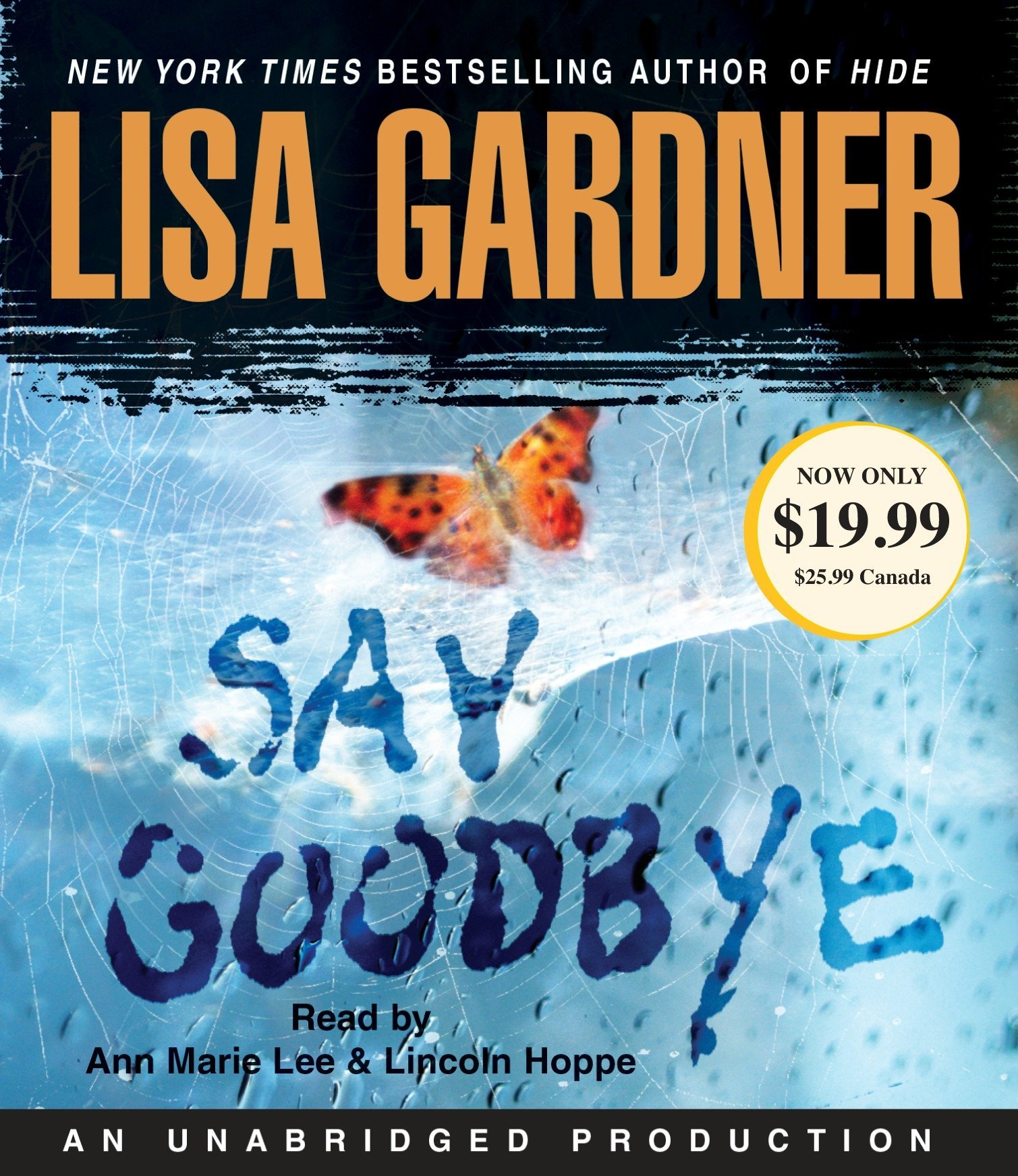 Amazon Fr Say Goodbye Lisa Gardner Ann Marie Lee