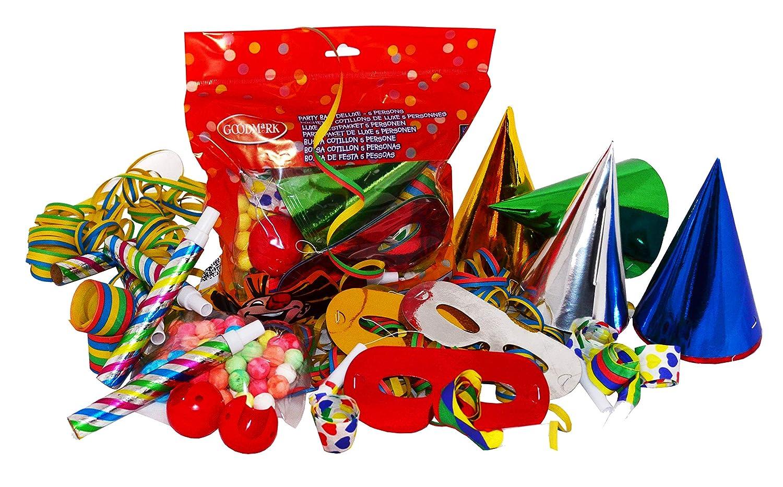 Goodmark 1353011 Party Box Bo/îte pour 5 Personnes Multicolore