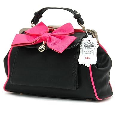 LYDC London Women s Girls  Cross-Body Bag  Amazon.co.uk  Clothing 0747f3c7b6