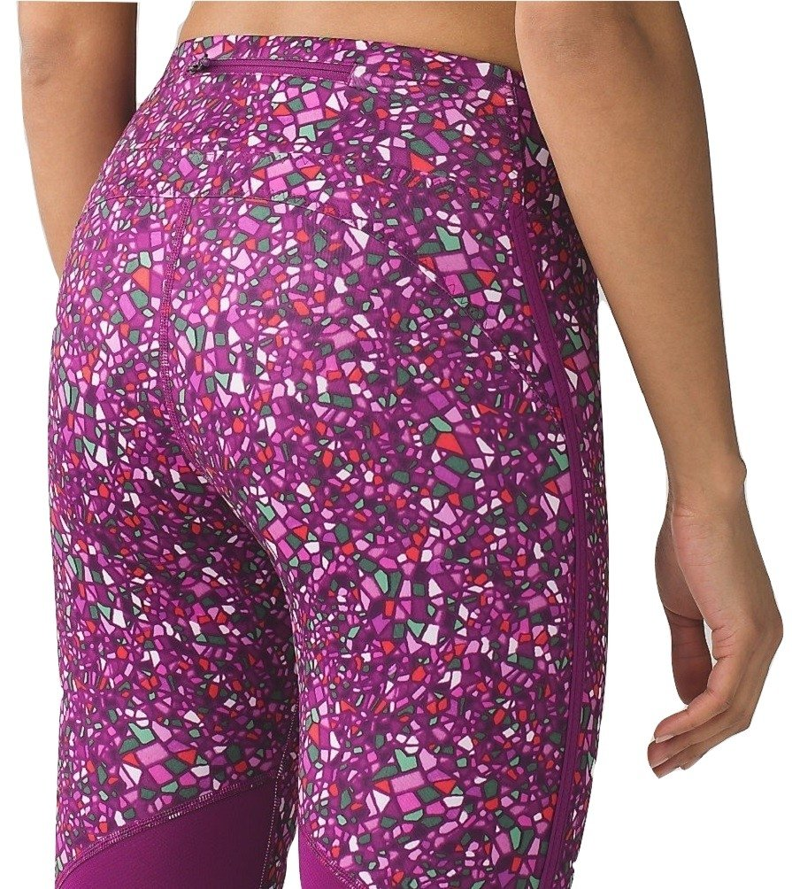 lululemon Wunder bajo Recorte Rolldown - Pantalones de yoga ...