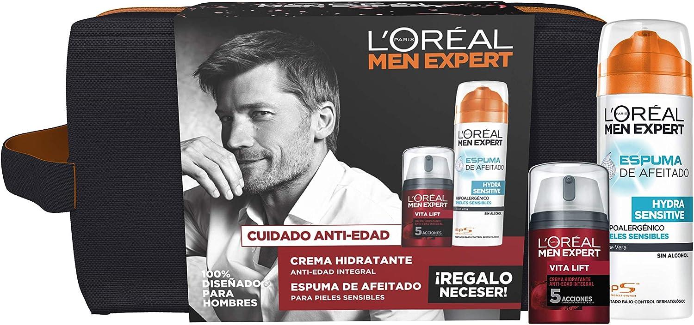 LOreal Paris Men Expert - Neceser Ddp Vitalift: Amazon.es: Belleza