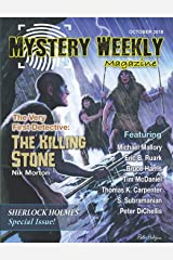 Mystery Weekly Magazine: October 2018 (Mystery Weekly Magazine Issues) Paperback