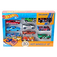 Amazon.com deals on Hot Wheels Amazon 50th Anniversary Vehicles