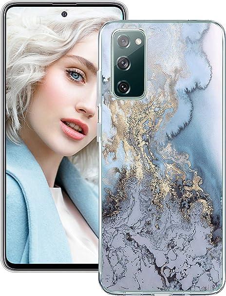 Für Samsung S20 Fe Hülle Silikon Blumen Muster Elektronik