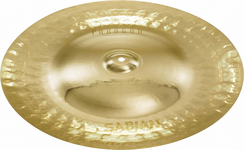 "Sabian 19"" Paragon Chinese Cymbal, Brilliant Finish"