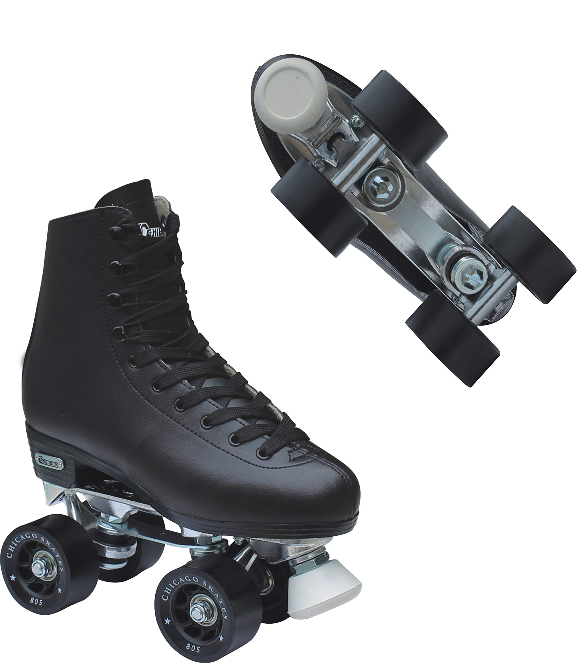 Chicago Men's Leather Lined Rink Roller Skate (Size 13) by Chicago Skates (Image #4)