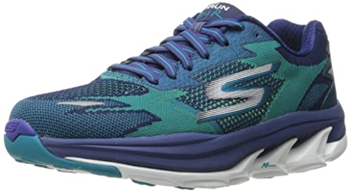 Skechers Performance Men's Go Run Ultra R Los Angeles 16 Running Shoe, Blue, 10 M US