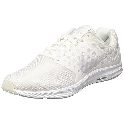 Nike Men's Downshifter 7 Running Shoe White 9 M US | Road Running