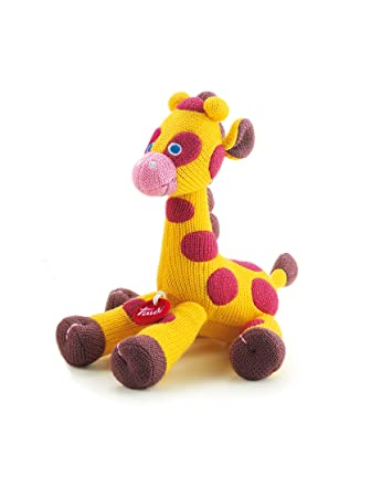 Trudi Stuffed Toy Giraffe Woolly Small: Amazon.co.uk: Toys \u0026 Games