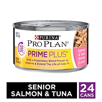 Amazon.com: Purina Pro Plan Senior 7+ Enlatado Mojado Comida ...