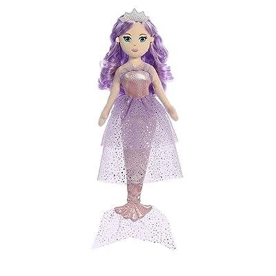 "Aurora - Sea Sparkles - 18"" Jellyfish Jewel Sparkles - Gemma: Toys & Games"
