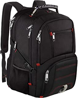 a5aea783 Travel Laptop Backpack,Extra Large Capacity TSA Friendly Anti Theft  Backpacks with USB Charging Port