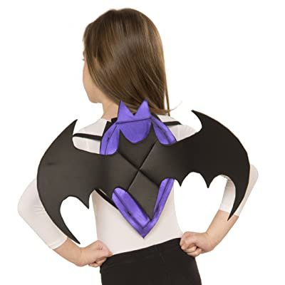 Imagine by Rubie's DC Superheroes Batgirl Backpack with Wings: Toys & Games