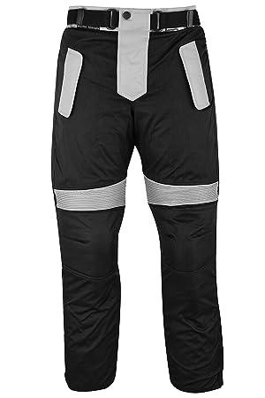 6eefb013 German Wear - Pantalones de motorista Cordura Textiles Pantalón de  Motorista Combi Pantalón, negro/gris: Amazon.es: Coche y moto