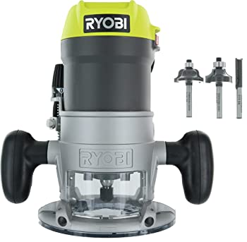 Ryobi Corded Wood Router