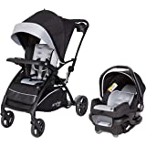 Baby Trend Sit N Stand 5-in-1 Shopper Travel System, Moon Dust