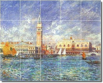 Auguste renoir nudi doccia murale per piastrelle 5. 91 4 x 121 9