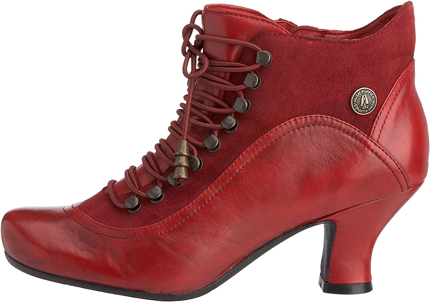 Vintage Boots, Retro Boots Hush Puppies Womens Vivianna Ankle Boots £73.97 AT vintagedancer.com