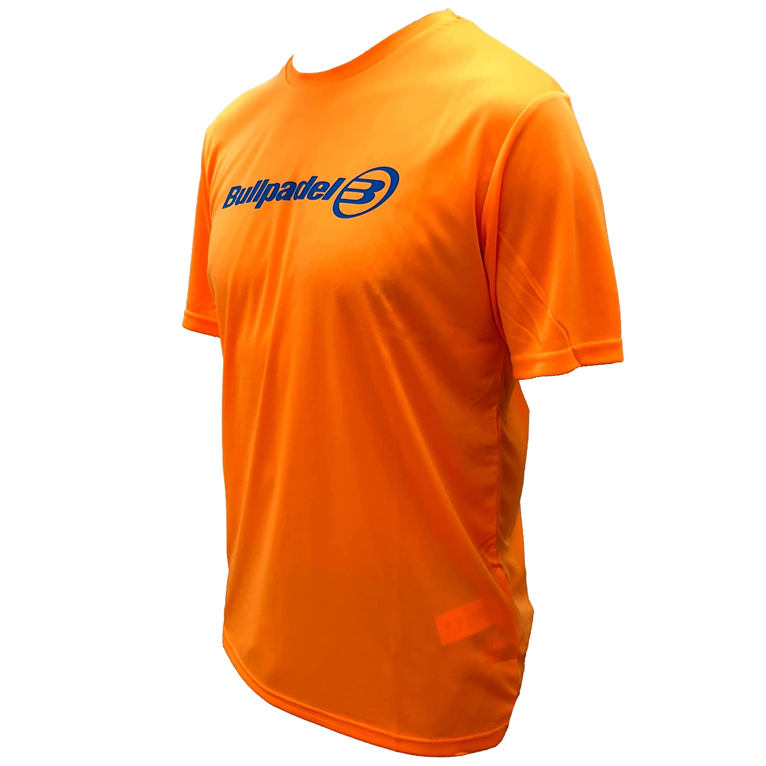 Camiseta Bullpadel Naranja ODP (XL): Amazon.es: Deportes y ...