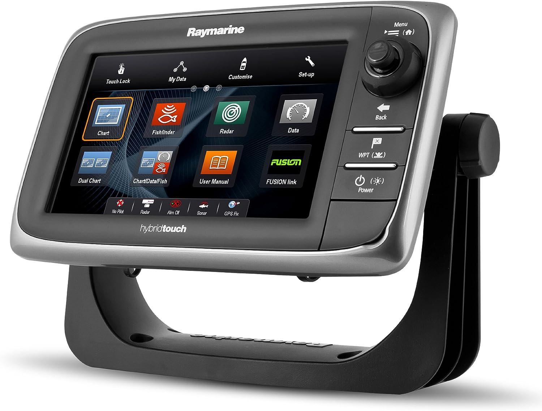 Raymarine E62355-Lnc Series E Pantalla E7D Hybridtouch Multifuncional (17.8 Cm (7 Pulgadas), Incorporado Fi: Amazon.es: Electrónica