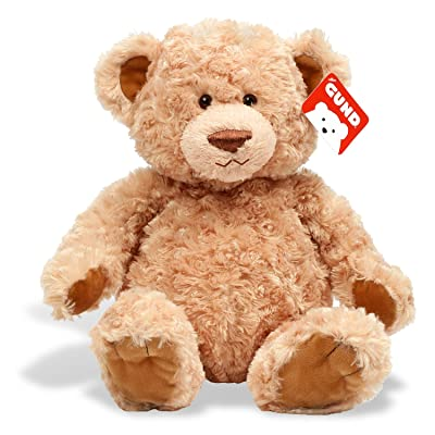 """Gund Soft, Huggable Maxie Teddy Bear, The One They Will Love Forever, Plush Stuffed Animal 19"""" Inches: Toys & Games"""