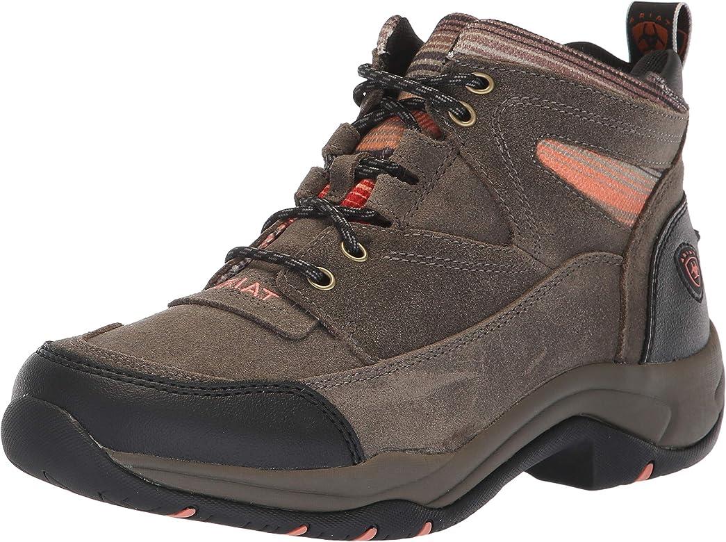 a0a1c6e8feb Women's Terrain Pro Zip H2O Work Boot