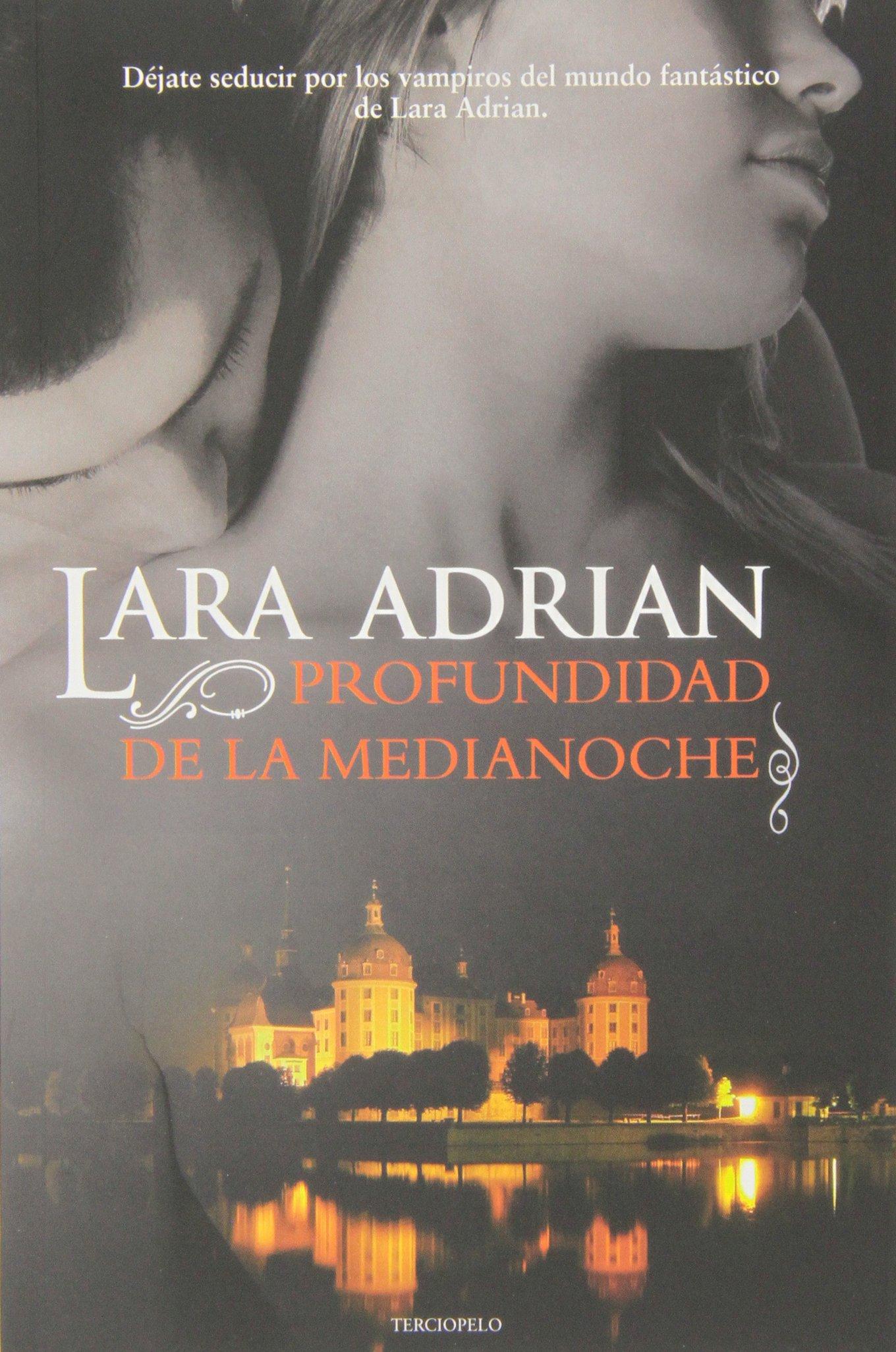 Profundidad de la medianoche (Romantica Paranormal): Amazon.es: Lara Adrian, Violeta Lambert: Libros