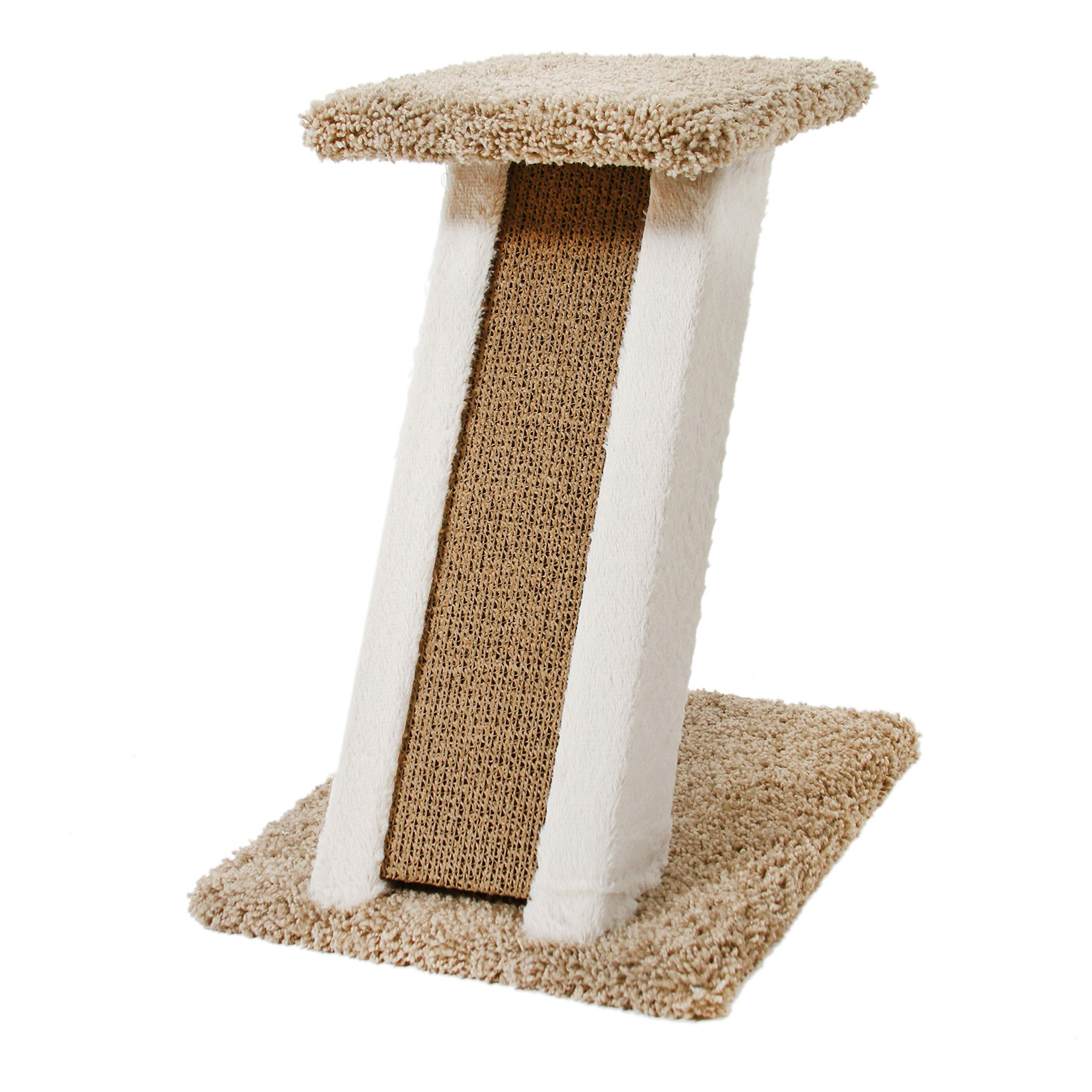 Classy Kitty 22'' Slant Post With Cardboard Insert 13.8x20x15.8 by North American Pet