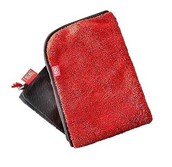 Wo-Wo ® Ultra Thick Professional Microfibre Alloy Wheel Drying Towel /& Mesh Bag