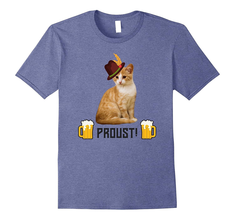 66456939d Proust Oktoberfest Cat Shirt Oktoberfest Costume Shirt-TJ – theteejob