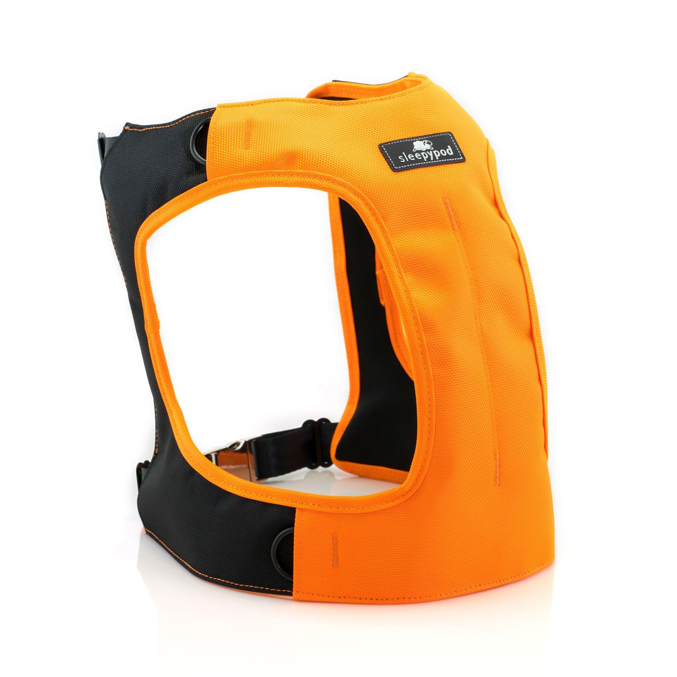 Clickit Terrain Dog Safety Harness ( Orange - Large )