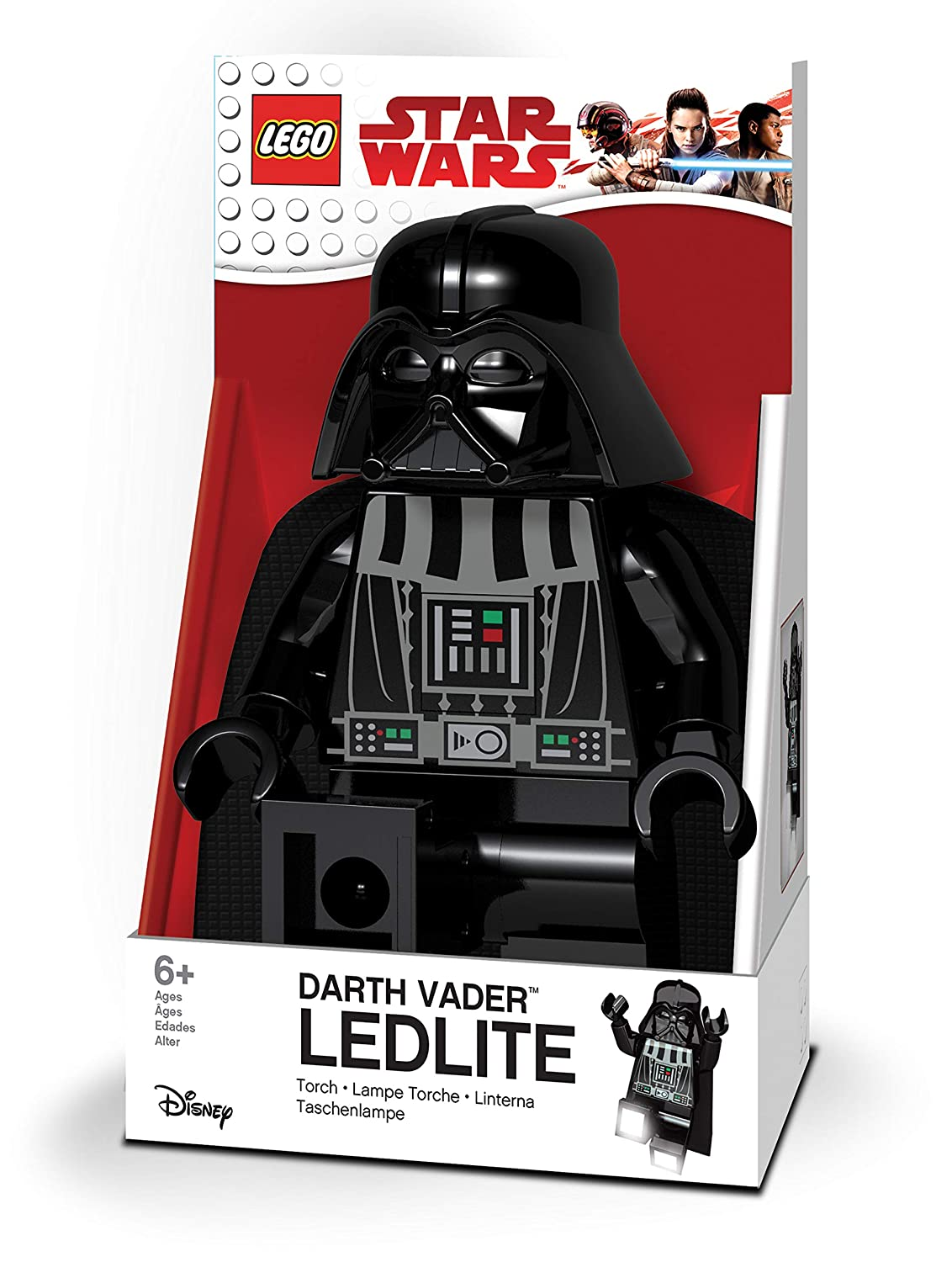 LEGO Lights Star Wars Darth Vader - Linterna