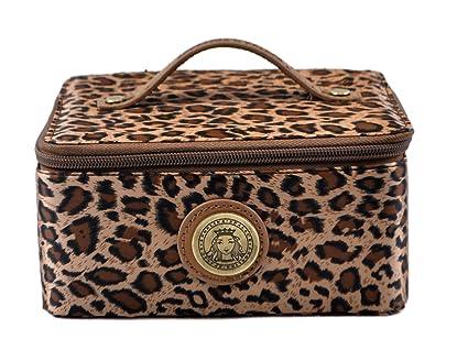 f0759dc30d7fc Amazon.com  Angelina s Palace Gorde Jewelry Case M Travel Organizer ...