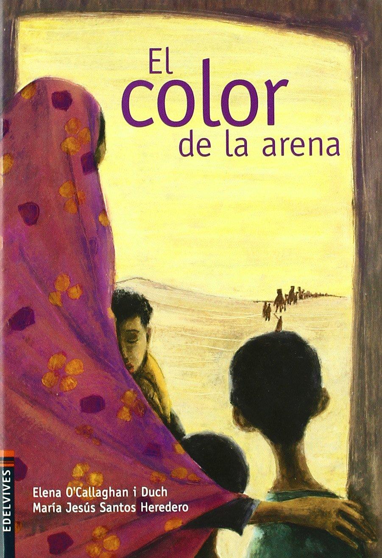 El color de la arena / The Color of the Sand (Spanish Edition) pdf epub