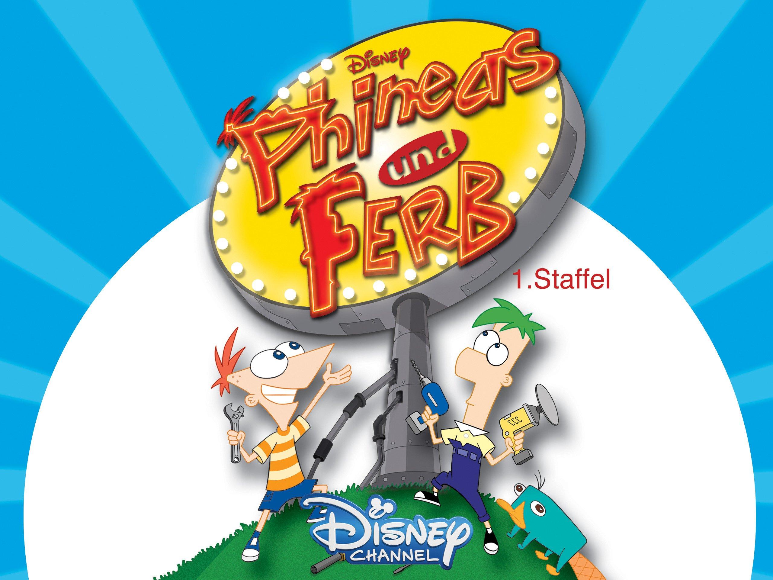 Amazonde Phineas Und Ferb Staffel 1 Ansehen Prime Video
