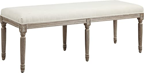 Emerald Home Salerno Sand Gray Bench