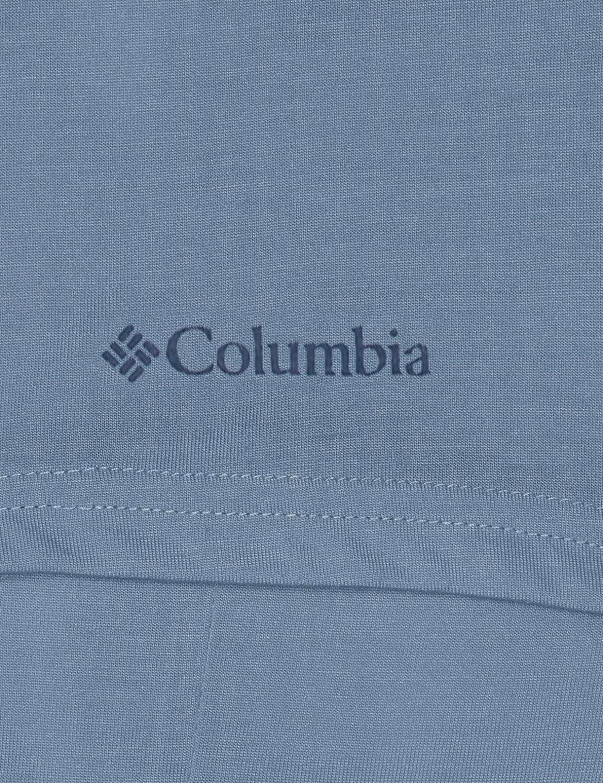 1773231 MILLER VALLEY SHORT SLEEVE TEE Columbia Hombre Camiseta Poli/éster