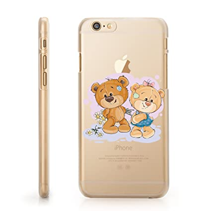 71c15af34e MFVN iPhone 5/iPhone 5S Protective Case - Bear Phone Case - Couple Bear -