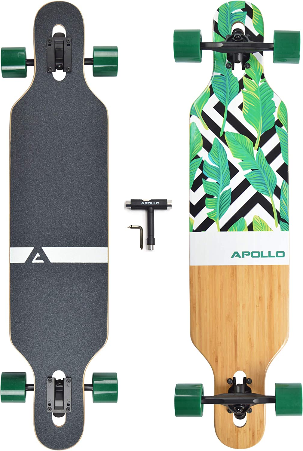 APOLLO Longboard for Professionals and Beginners