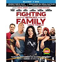 Fighting with My Family [Blu-ray + DVD] (Sous-titres français)