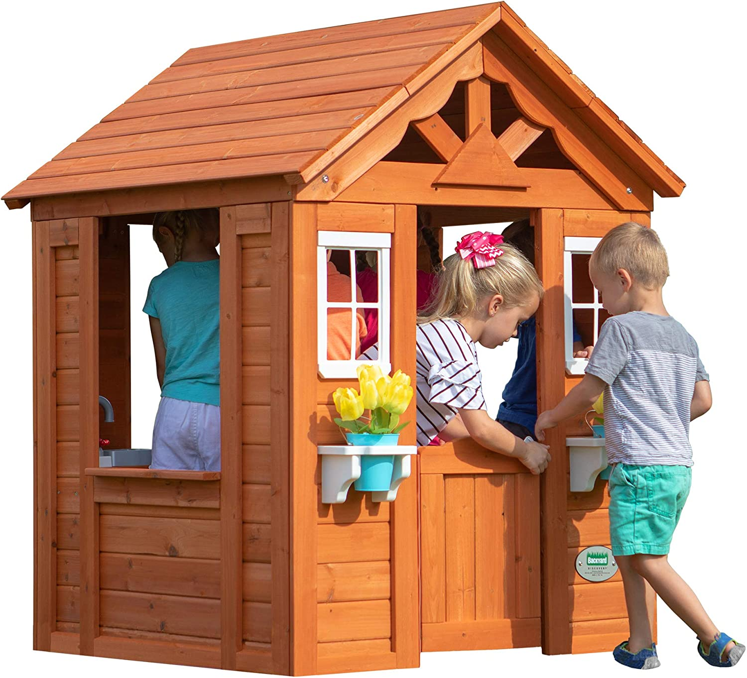 Top 11 Best Kids Outdoor Playhouses in 2020 Reviews 1