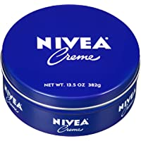 NIVEA Crème - Unisex All Purpose Moisturizing Cream for Body, Face and Hand Care - Use After Washing With Hand Soap - 13…