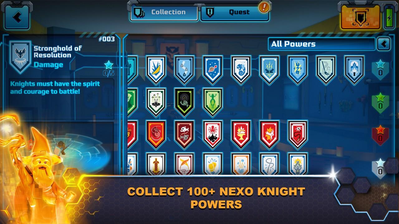 Amazon Com Lego 174 Nexo Knights Merlok 2 0 Appstore For