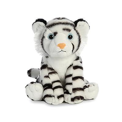 "Aurora - Destination - 8"" White Tiger: Toys & Games"