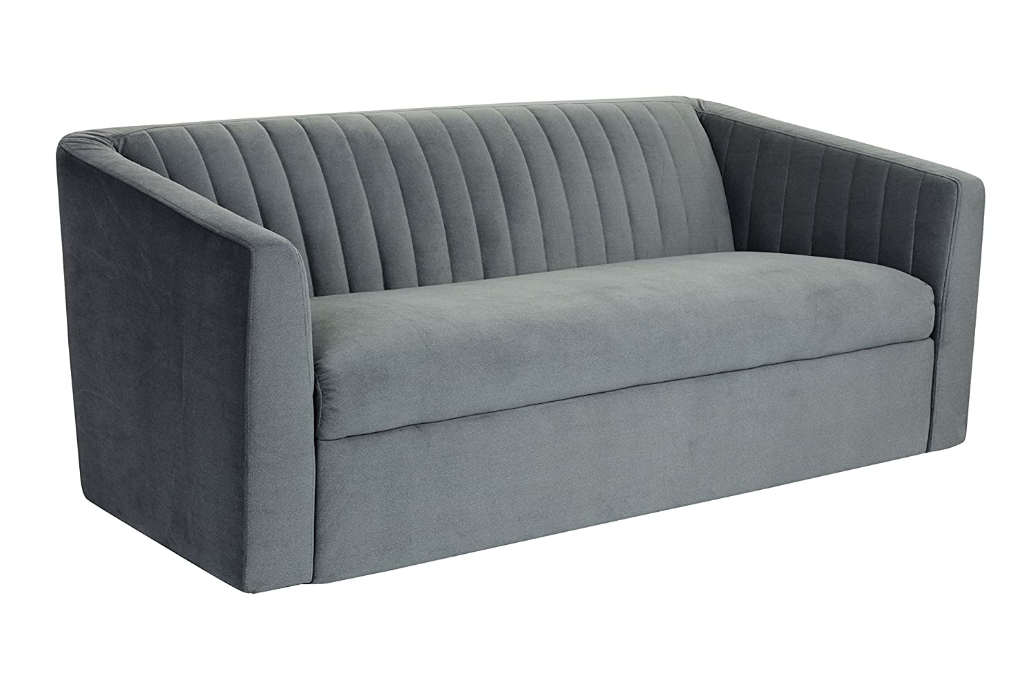 Amazon.com: Sunpan Modern 101323 5West Sofas, Granite ...
