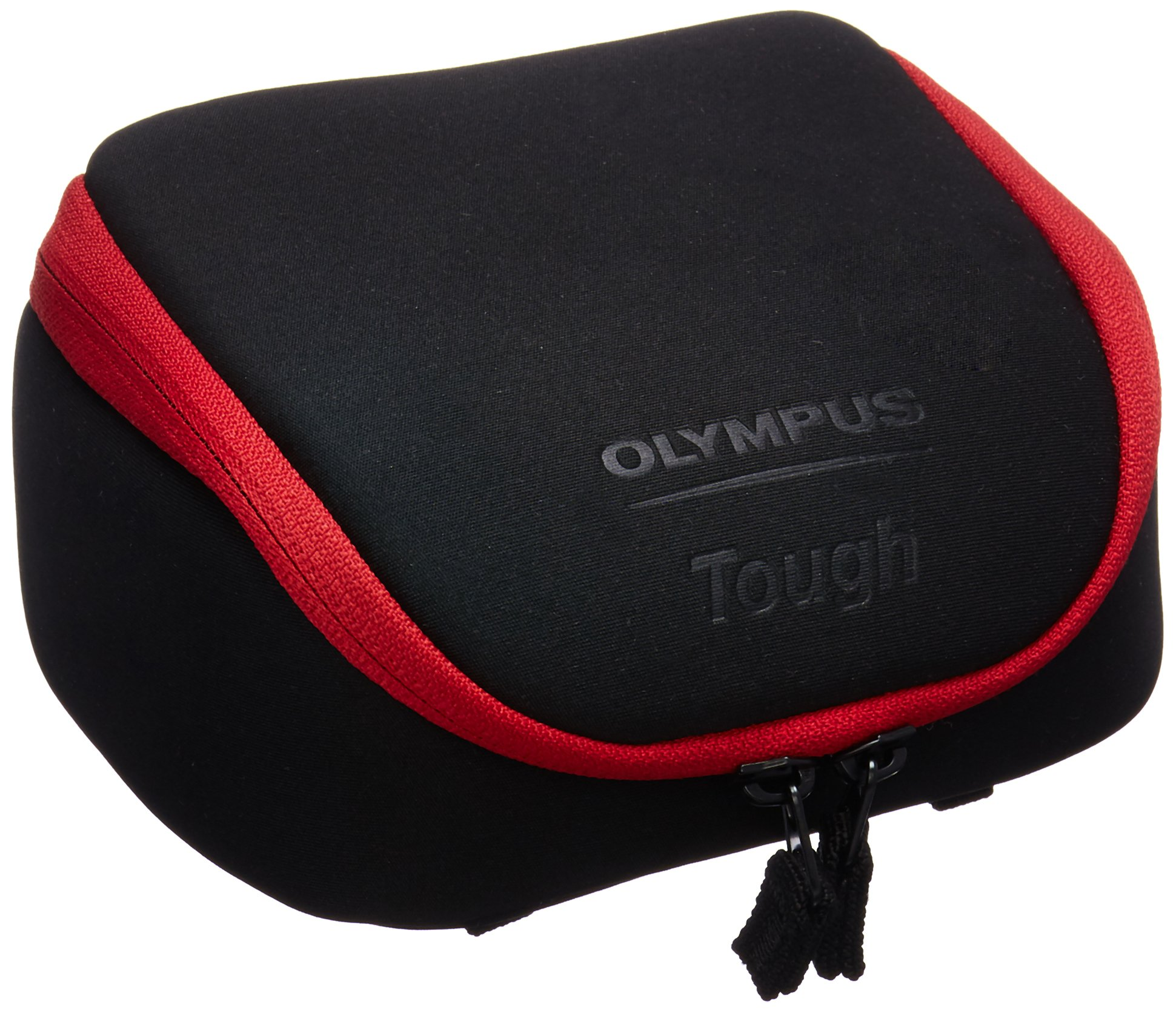 Olympus Tough System Bag for Cameras - Black with Red Trim (202678)