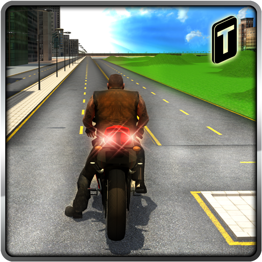 City Biker 3D -