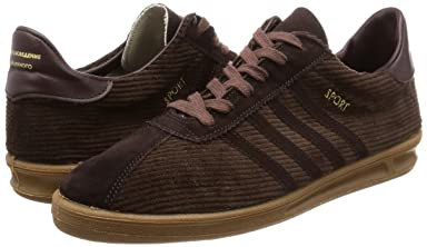 Russian Trainer 5400FSL: Brown Corduroy